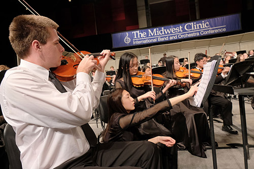 Midwest Clinic image