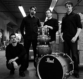 thumbnail for Third Coast Percussion Third Coast Percussion