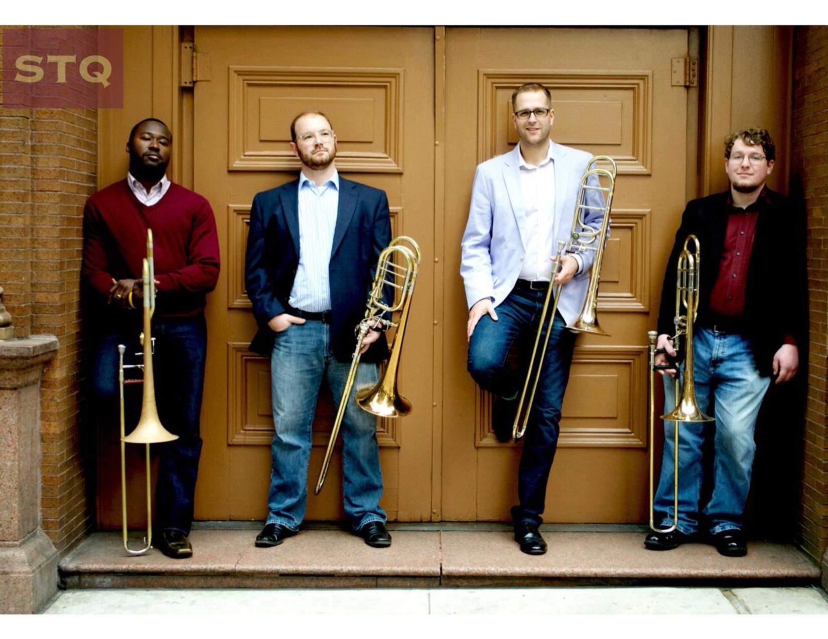 thumbnail for Seminole Trombone Quartet